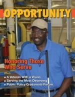 Opportunity Magazine Fall 2012 Cover