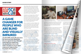 Opportunity Magazine Spread - Read the new issue, available now.